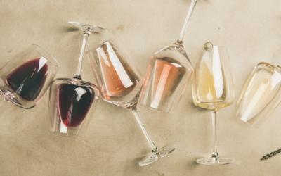 Welk wijnglas hoort bij welke wijn?