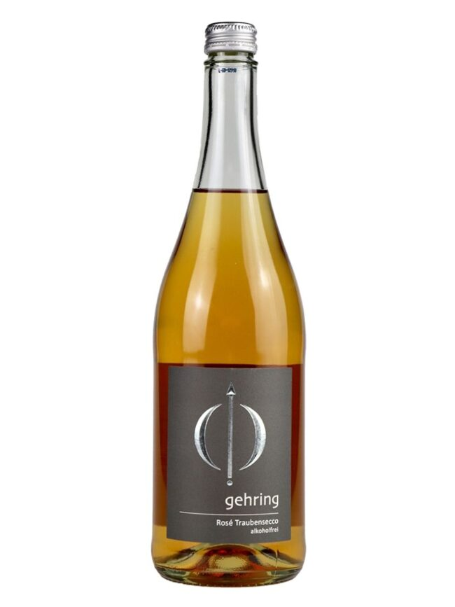 Weingut Gehring I Rose Traubensecco I Alkoholfrei